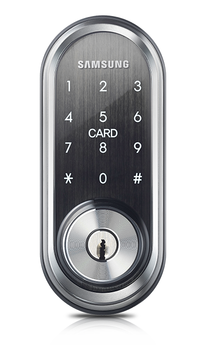 Samsungdigitallife Samsung Deadbolt Digital Door Locks