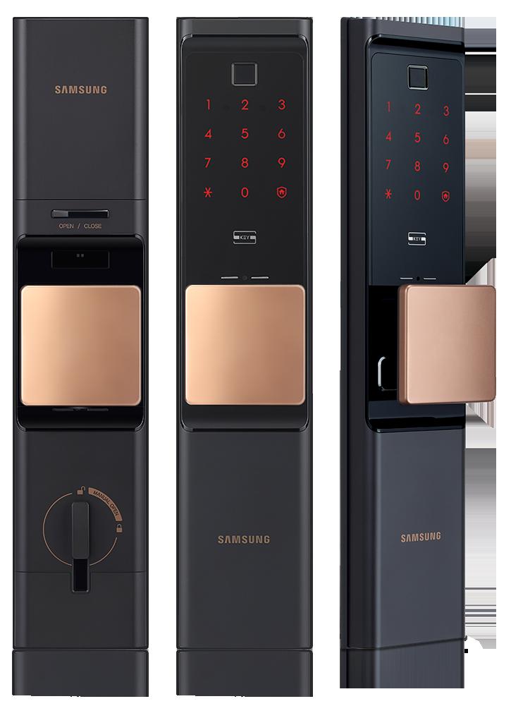 Samsung SHP-DR708 Digital Lock