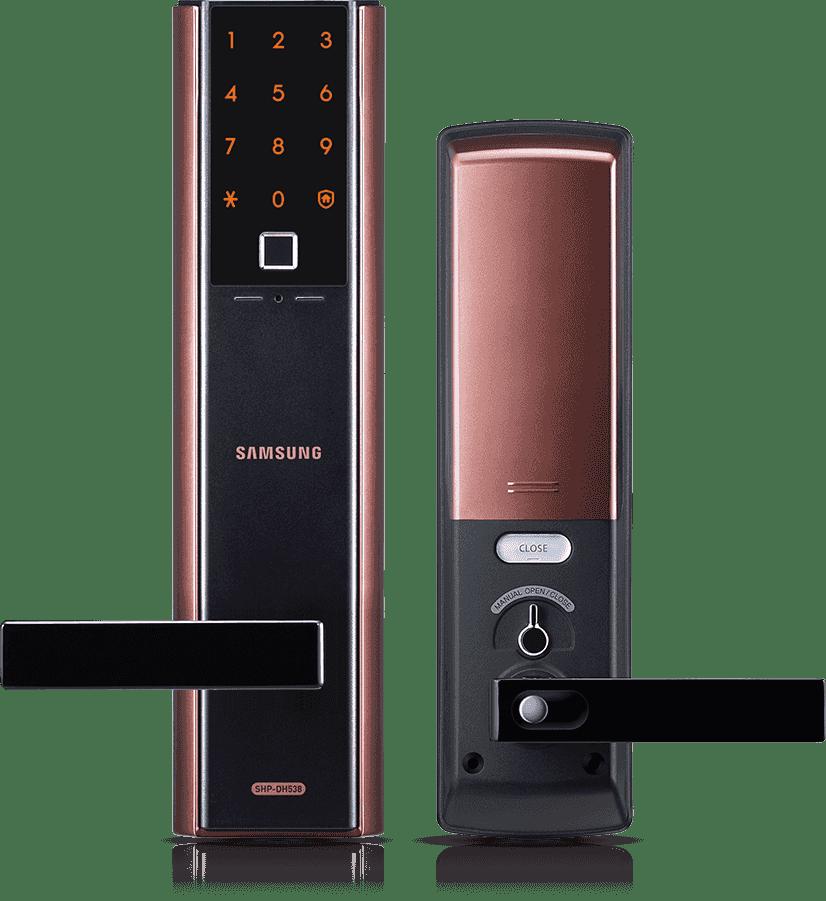 Samsung Door Lock | Samsung Digital Lock product Singapore & Malaysia
